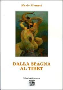 Dalla Spagna al Tibet - Mario Vierucci - copertina