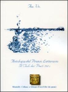 Antologia del Premio letterario Il club dei poeti 2011 - copertina