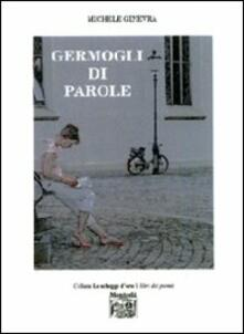 Germogli di parole - Michele Ginevra - copertina