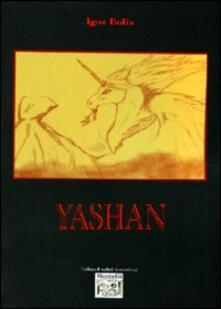 Yashan - Igor Bolis - copertina