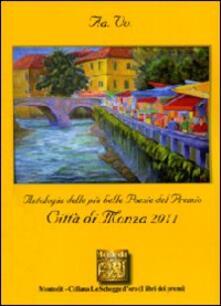 Antologia del Premio letterario città di Monza 2011 - copertina