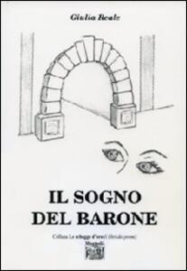 Il sogno del barone - Giulia Reale - copertina