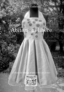 Abitazioni libere - Piera Gabrieli - copertina