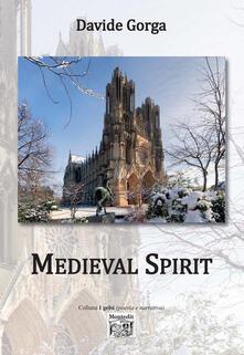 Medieval spirit - Davide Gorga - copertina