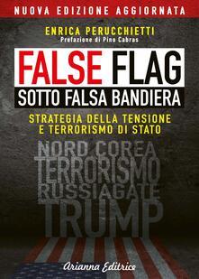 Osteriacasadimare.it False flag. Sotto falsa bandiera Image