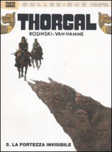 Antondemarirreguera.es La fortezza invisibile. Thorgal. Vol. 5 Image