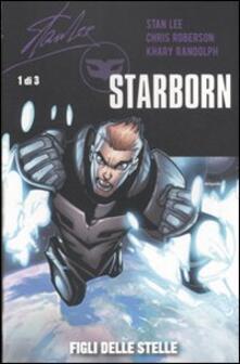 Winniearcher.com Figli delle stelle. Starborn. Vol. 1 Image