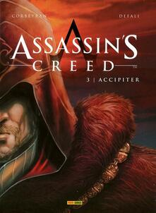 Vastese1902.it Accipiter. Assassin's creed. Vol. 3 Image
