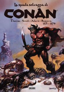 Rallydeicolliscaligeri.it La spada selvaggia di Conan (1971-1974) Image