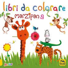Associazionelabirinto.it Marzipan. Libri da colorare. Ediz. illustrata. Vol. 2 Image