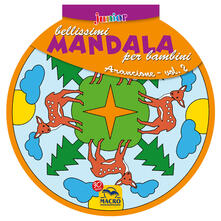 Aboutschuster.de Bellissimi mandala per bambini. Vol. 2: Volume arancio. Image