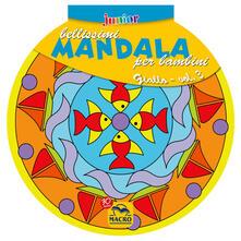 Amatigota.it Bellissimi mandala per bambini. Vol. 3: Volume giallo. Image