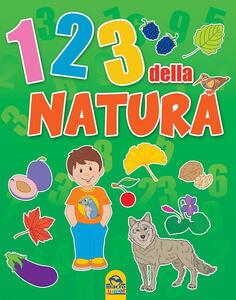 Libro 1 2 3 della natura Sergio Trama Michela Grimaldi
