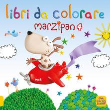 Rallydeicolliscaligeri.it Marzipan. Libri da colorare. Ediz. illustrata. Vol. 4 Image