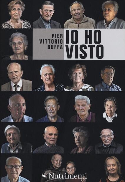 Io ho visto - Pier Vittorio Buffa - copertina