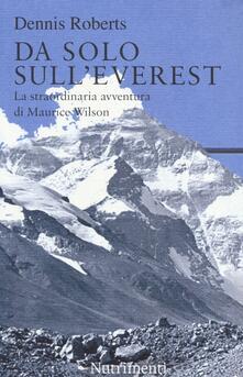 Festivalpatudocanario.es Da solo sull'Everest. La straordinaria avventura di Maurice Wilson Image