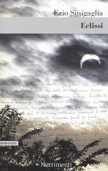 Eclissi - Ezio Sinigaglia - copertina