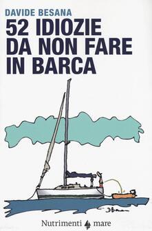 Voluntariadobaleares2014.es 52 idiozie da non fare in barca Image