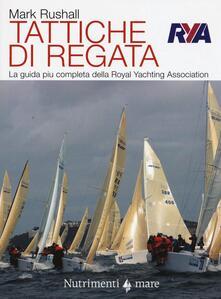 Voluntariadobaleares2014.es Tattiche di regata. La guida più chiara, completa e pratica alla regata della Royal Yachting Association Image
