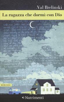 La ragazza che dormì con Dio - Val Brelinski - copertina