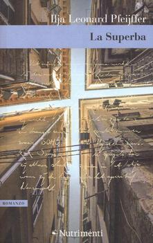 La Superba - Ilja Leonard Pfeijffer - copertina
