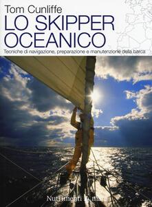 Daddyswing.es Lo skipper oceanico. Tecniche di navigazione, preparazione e manutenzione della barca Image
