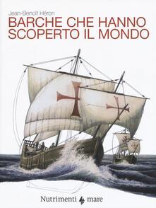 Radiospeed.it Barche che hanno scoperto il mondo Image