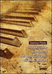 Introduzione allo studio del Don Giovanni di W. A. Mozart