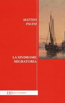 Steamcon.it La sindrome migratoria Image