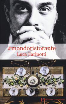#mondoristorante - Luca Farinotti - copertina
