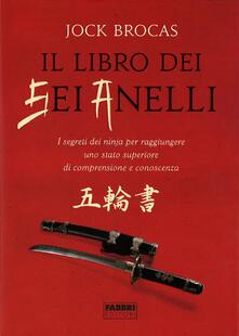 Il libro dei sei anelli - Jock Brocas,C. L. Coronelli - ebook