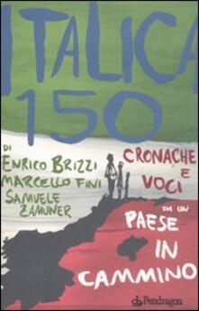 Winniearcher.com Italica 150. Cronache e voci da un paese in cammino Image
