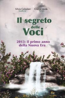 Voluntariadobaleares2014.es Il segreto delle voci. 2013: il primo anno della nuova era Image