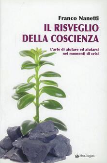 Risveglio della coscienza - Franco Nanetti - copertina