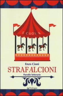 Promoartpalermo.it Strafalcioni. Parodie letterarie Image