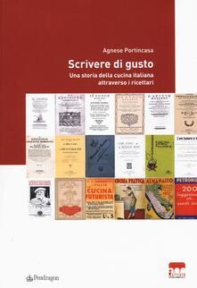 Winniearcher.com Scrivere di gusto. Una storia della cucina italiana attraverso i ricettari 1776-1943 Image