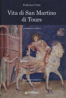 Voluntariadobaleares2014.es Vita di san Martino di Tours. Poemetto in ottave Image