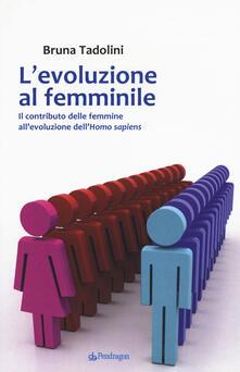 Lpgcsostenible.es L' evoluzione al femminile. Il contributo delle femmine all'evoluzione dell'Homo sapiens Image