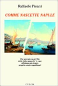Come nascette Napule