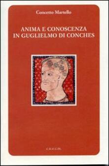 Librisulrazzismo.it Anima e conoscenza in Guglielmo di Conches Image