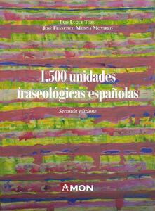 Capturtokyoedition.it 1500 unidades fraseològicas españolas Image