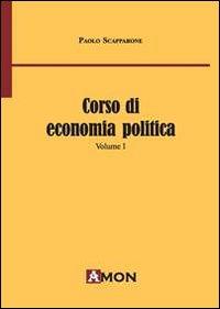 Corso di economia politica....