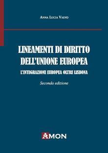 Winniearcher.com Lineamenti di diritto dell'Unione Europea. L'integrazione europea oltre Lisbona Image