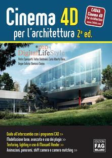 Cinema 4D per l'architettura - AA.VV. - ebook