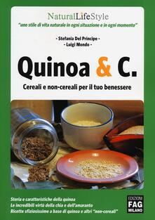 Antondemarirreguera.es Quinoa & C. Cereali e non-cereali per il tuo benessere Image