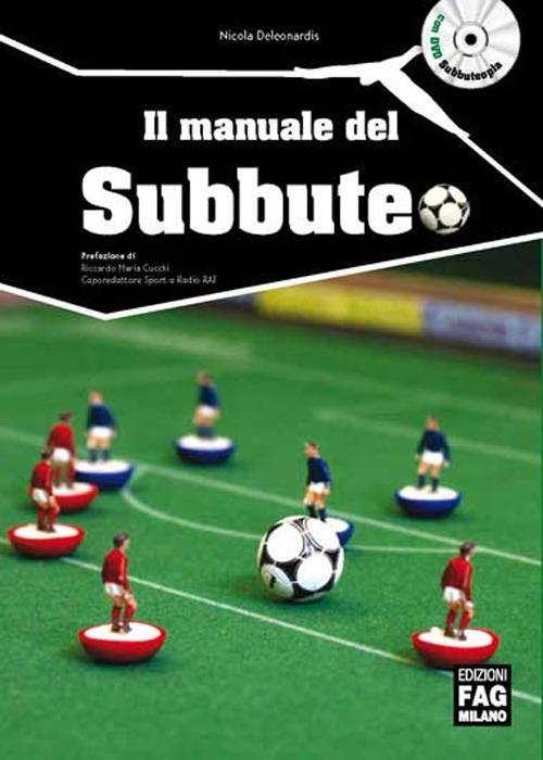 Il manuale del subbuteo. DVD
