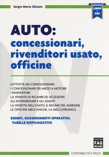 Winniearcher.com Auto: concessionari, rivenditori usato, officine. Con e-book Image