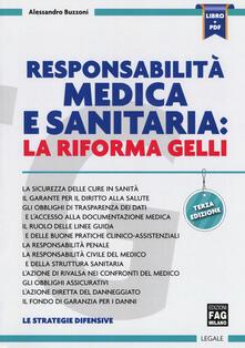 Voluntariadobaleares2014.es Responsabilità medica e sanitaria. La riforma Gelli Image