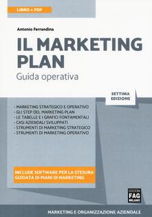 Antondemarirreguera.es Il marketing plan. Con Contenuto digitale per download e accesso on line Image