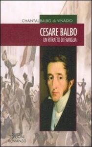 Cesare Balbo. Un ritratto di famiglia